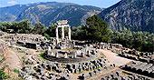 Discover Delphi Athens Morphis rent cars