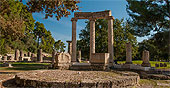 Visit Ancient Olympia Rent a car from Morphis