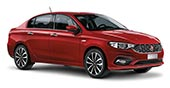 Rent a Fiat Tipo in Athens Airport
